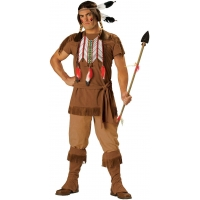 Indian Costume Carnival men Indian costume for Halloween Party Factory