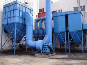 China Dust Extraction Systems Cement Industrial Fume Extraction System on sale