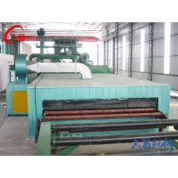 Q69 series steel plate pretreatment production line