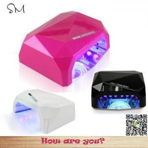 China Factory Price 36W nail polish fast dryer nail Uv +led Lamp Nail Dryer on sale
