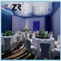 Decorative restaurant partition Metal