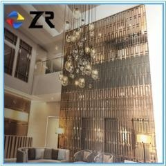 China decor metal screen/room divider/p on sale