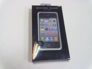 China iphone samsung mobile phone case package plastic box blister package on sale