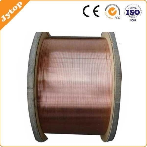 China CCS cable Copper Clad Steel Stranded Wire on sale