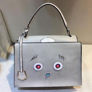 China 2017 Stylish hand bag designer handbags studded shoulder bag for lady SY8253 on sale