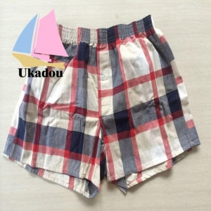 China Anti Pilling Durable Soft Cotton Boxers with Pokets on sale