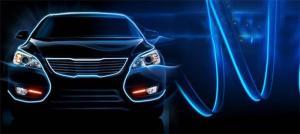 China Fashionable Colorful LED Car Decorative Light Line Any Length LED Light For Car Decoration on sale
