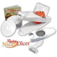 Slicer & Chopper & Grater Model: SL-K201