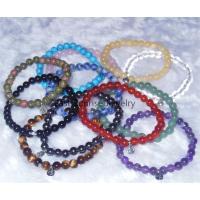 Jewelry Series Semi precious stone beaded bracelet