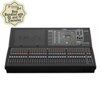 China Yamaha QL5 Digital Mixing Console + FREE Steinberg Nuendo Live Multi-Track Recording Software on sale