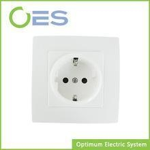 China Schuko Electrical Wall Socket on sale