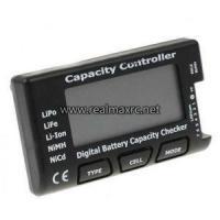 RC CellMeter-7 Digital Battery Capacity Checker LiPo LiFe Li-ion NiMH Nicd