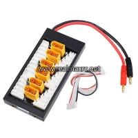 RC Balance Paraboard Parallel Charging Board For Lipos With XT90 Connectors