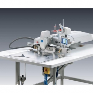 China 911-210-6055 CNC-controlled sewing unit with clamping system for large-area appliqus on sale