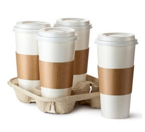 China 4 Cup Holder/Cup Carrier on sale