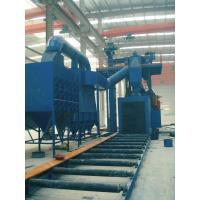 Q69 Series H Beam Steel Plate Shot Blasting Machine