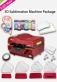 China Packages 3D sublimation machine package on sale