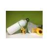 China Stainless Steel Bottle-White(same shape as al bottle) for sale