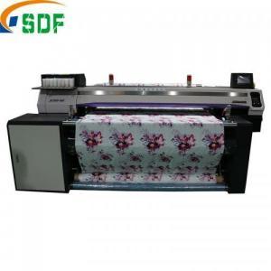 China SD1600-JV300 Belt Type Digital Textile Printer on sale
