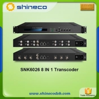 IPTV transcoder/mpeg4 to mpeg2 transcoder/h.264 transcoders asi
