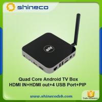 HPH World Best RK3288 Quad Core 4K XBMC Set top Box BT4.0 Module Bluetooth Android TV Box