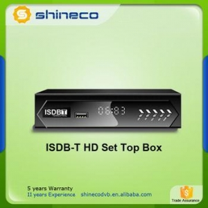 China 2015 Made IN China ISDB-T HD STB,ISDB-T Satellite Receiver,ISDB-T TV Decoder.ISDB-T Set Top Box on sale