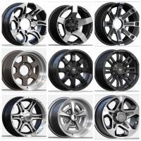 MS Alloy Wheel For Dubai Jordan Malaysia Market