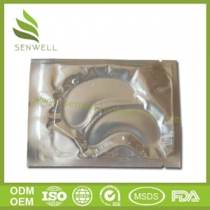 China Wholesale Hyaluronic Collagen Under Eye Mask Manufactures In China on sale