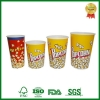China Paper Carton Tubs For Cinema Party Popcorn Packing To Go for sale