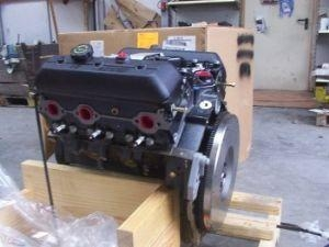 China Engines and Spares Volvo Long Block 4.3L base Vortec Marine Engine on sale