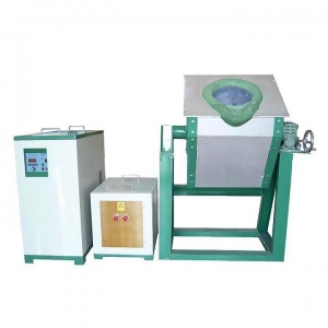 China Platinum Melting Furnace And Gold Melting Furnace Choose What Kind Of Crucible on sale