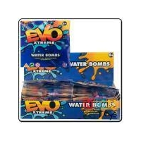 EVO XTREME WHOLESALERS WATER BOMBS (RRP 0.25)