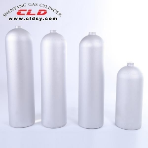 China High Pressure Aluminum Air And Oxygen Scba Scuba Diving Cylinders 300 Bar on sale