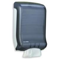 Cleaning Supplies San Jamar Ultrafold Multifold/C-Fold Towel Dispenser