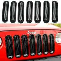 China Jeep Front Grill Kit on sale