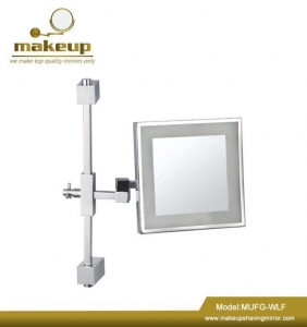 China MUFG-WLF Framed Mirror,wall mounted lighted cosmetic mirror on sale