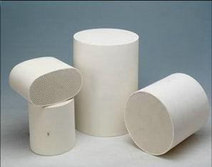 China Cellular Cordierite Honeycomb Ceramic Filter , Diesel Particulate Filter on sale