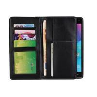 Samsung Note 4 Genuine Leather Wallet Cases Supplier