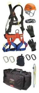 China Confined Space Yates Confined Space Rescuer Personal Equipment Kit on sale