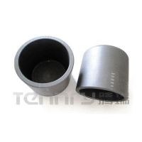 China High Density Refractory Graphite Crucible for Melting Gold on sale