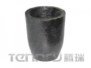 China Refractory Sic Graphite Crucibles for Metallurgical Industry on sale