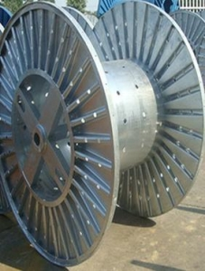 China corrugated cable drums on sale