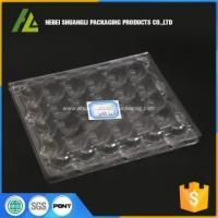 Blister process PET material quail egg tray