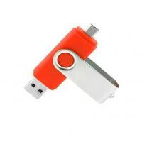 OTG 64GB Pendrive Plastic Lanyard USB Flash Drive with Custom Logo