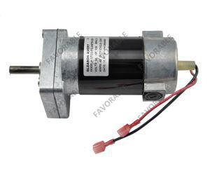 China AP100 Plotter Parts 55045005 PAPER-TK-UP GLEASON AVERY PE24097W GEARED DC MOTOR on sale