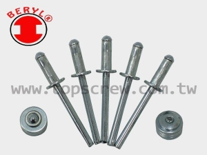 China HIGH SHEAR STRENGTH BLIND RIVET on sale