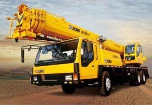China 30K5-I Truck crane-XCMG Truck crane on sale