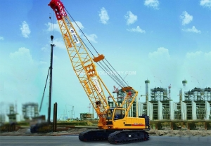 China QUY75 craeler crane-XCMG Crawler crane on sale