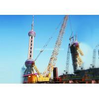 QUY100 Crawler crane-XCMG Lifting machinery