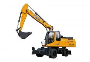 China XE210W Wheel Excavator-XCMG on sale